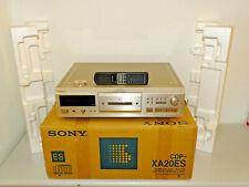 Sony CDP-XA20ES High-End CD-Player in OVP, inkl. FB, gepflegt, 2 Jahre Garantie