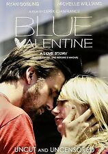 NEW DVD // BLUE VALENTINE - UNCUT & UNCENSORED - Ryan Gosling, Michelle Williams
