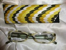 Reading Glasses -Scales Green 2.50 (0/)