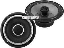 "2 NEW JL AUDIO C2-650X 6.5"" INCH 200 WATT 2-WAY CAR STEREO SPEAKERS SPEAKER PAIR"