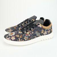 K-Swiss Men's AERO Trainer Liberty Black Floral Print Sneakers Shoes Size 11.5 M
