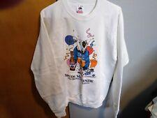 Vintage 1987 Spuds MacKenzie Party Animal Bud Light Sweatshirt Bull Terrier Xl