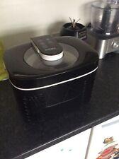 Cooks Professional Automatic 1.2L Ice Cream Maker Frozen Yoghurt Sorbet 250W