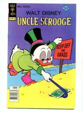 Uncle Scrooge #143    Gold Key 1977