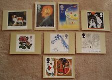 PHQ POSTCARDS - MINT UNUSED - 1978 TO 1993 - COMPLETE SETS - YOU CHOOSE