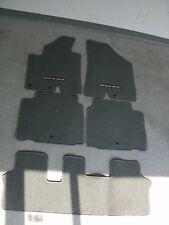 Hyundai Veracruz biege factory carpet floor mats