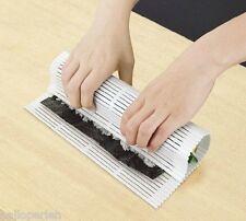Home Kitchen Sushi Rolling Roller Plastic Sushi Mat Maker DIY Toll Tools Hot
