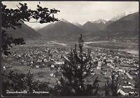 AA4037 Verbania - Provincia - Domodossola - Panorama - Cartolina postale