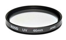 Kood Optical Glass UV Filter 46mm Made in Japan
