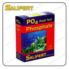 SALIFERT fosfato po4 PROFI TEST KIT MARINI Barriera Corallina Acquario Vasca dei Pesci di prova