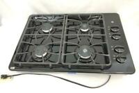 GE JGP329DET1BB Built-in Gas Cooktop Black