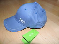 Hugo Boss Baseball Golf Cap hat Blue or Red One Size Adjustable Green Label