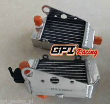 For KTM 50 SX/SXS Mini 49cc/50cc  2012-2017 2016 2013 Braced Aluminum Radiator