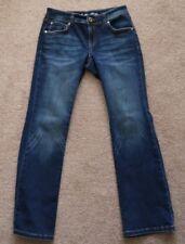 Ink Denim Jeans Size 4 Boot Cut Dark Wash Regular Fit
