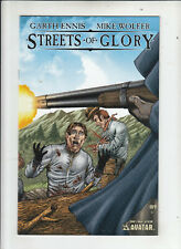 Streets of Glory #1-6 (Avatar 2008) Garth Ennis Mike Wolfer complete high grade