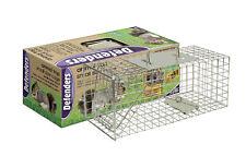 Stv076 Scoiattolo Cage Trappola DEFENDER LIVE cattura non crudeli degli animali n. veleno Safer Pets