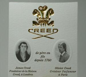 Creed  EDP 2ml 0.06oz  Perfume vial Variety