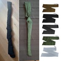 54inch Rifle Shotgun Knit Gun Sock Silicone Treated Protector Cover Bag Holster