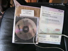 word 2000 Genuine Microsoft Word 2000 Manual With COA x2