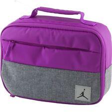 bbdd48123e Nike Air Jordan Jumpman Soft School Insulated Lunch Tote Bag Box Fuschia  Pink
