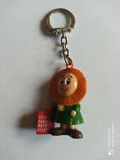 Porte-clés Figurine Fleur COLD HANDS WARM HEART keychain Vintage 80'