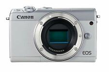 Canon EOS M100 Mirrorless Digital Camera (White) Body