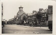 London Real Photo Postcard. Plumstead Common Road. Greenwich. Fine! Aug 1939