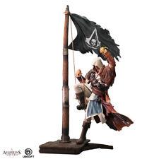 Authentic Official Ubisoft Assassin's Creed Black Flag Captain Edward Figures