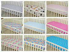 Unbranded Crib/Cradle 100% Cotton Nursery Bedding