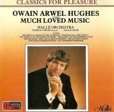 Owain Arwel Hughes - Much Loved Music (CD 1984) Hallé Choir, Pamela Coburn