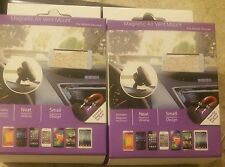 Smart Mounts - Magnetic Car Holders for Cell Phone & Mini Tablet - (Lot of 2)