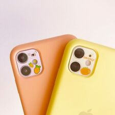 iPhone 11 Pro Max Camera Lens Protector Case Cute Cartoon Protection Accessories