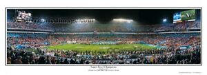Indianapolis Colts   Professionally Framed Panorama Poster