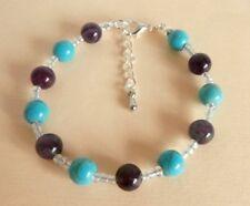 Gemstone Crystal Healing Addictions Cravings Will Power Support Bracelet Gift Bg