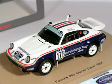 Porsche 953 #176 Rothmans Metge Lemoyne Winner Dakar 1984 - Spark 1/43 (S4880)