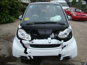 SMART FORTWO GRILLE W451 02/08-14