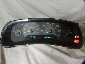04 2004 Buick Park Avenue Speedometer Instrument Cluster 80K Miles 25742577