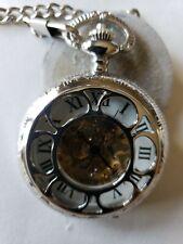 As Seen On Tv Kansas City Railroad Pocket Watch Limited Edition Jesse James