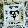 Nightmare Before Christmas Jack and Sally wedding ring dish Simply Meant To Be
