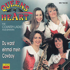 QUEENS OF HEART - Country-Ladies aus Bayern - CD - Du warst einmal mein Cowboy