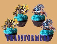 TRANSFORMERS Cupcake Topper (12pcs)