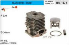 481080 722270 CILINDRO E PISTONE DECESPUGLIATORE BLUE BIRD ZANE P330 Ø 36 mm