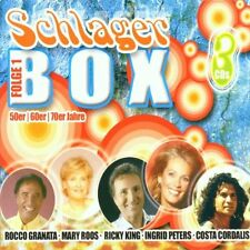 Schlagerbox suite 1 Mary roos ricky King Ingrid peters ted héraut Gus notation Backus