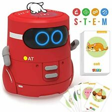 Gilobaby Interactive Robot Toys, Stem Educational Intelligent Smart Robotic Toy