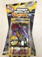 Trick Power Xtreme - Alien Ramp - Giochi Preziosi - Nuovo in blister - Miniskate