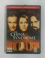 The China Syndrome Movie DVD