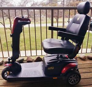 Buzzaround LX- 3 wheel scooter