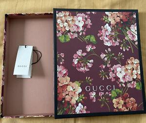 GUCCI Empty Floral Box