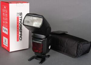 Mint Strobepro X60F Godox TT685F Fuji Fujifilm  Compatible Cobra Flash Boxed