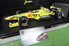 F1 JORDAN HONDA EJ10 FRENTZEN 1/18 HOT WHEELS 26743 formule 1 voiture miniature